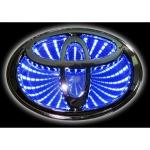 Эмблема авто с подсветкой