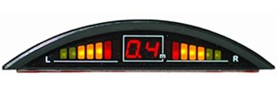 Парктроники Sho-me 2616 4 датчика