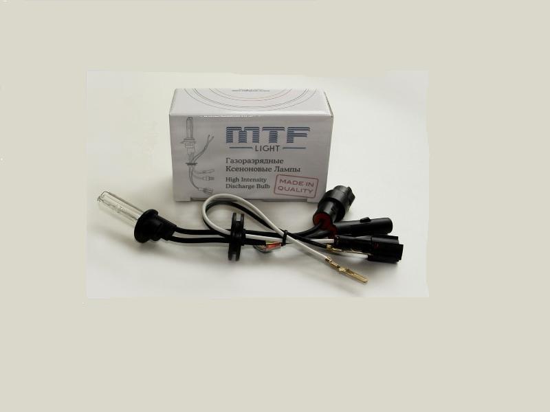 Ксеноновые лампы MTF HB4.
