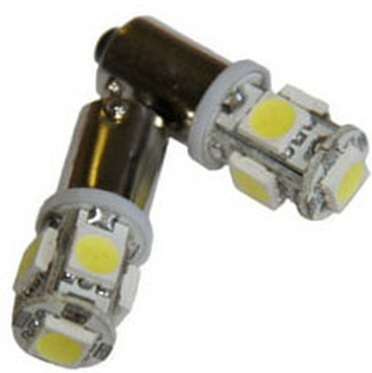 Светодиоды с цоколем в габариты 5диодов