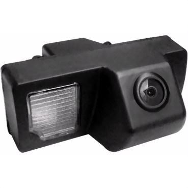 Камера заднего вида TOYOTA Prado-120 (запаска под днищем) INTRO VDС-028
