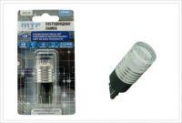 Светодиодная лампа MTF линза 360, W21W белая