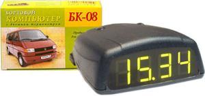Маршрутный бортовой компьютер БК08