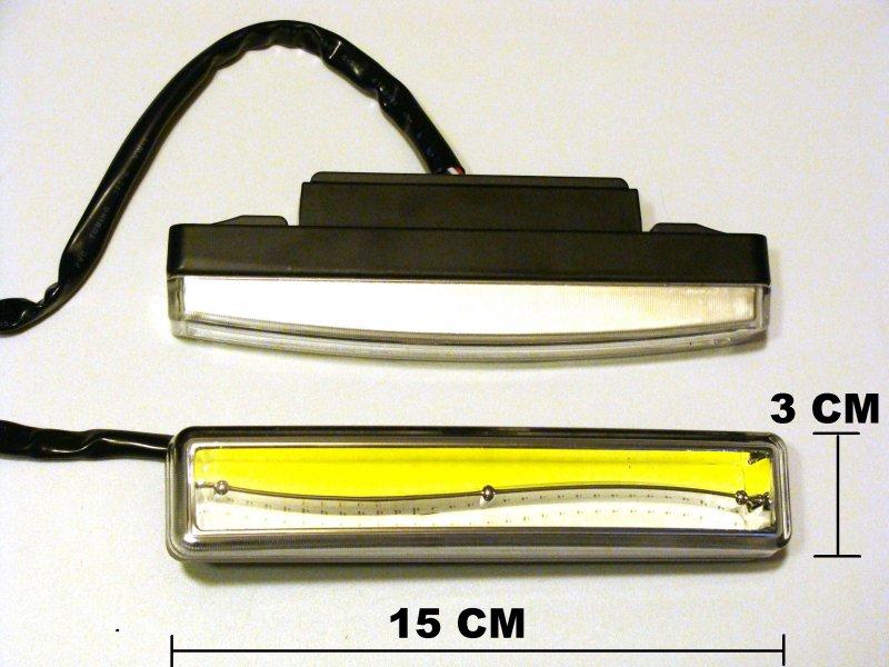 Дневные ходовые огни YCL-760