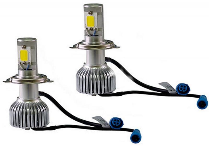Лампа светодиодная Н4 SHO-ME 2шт