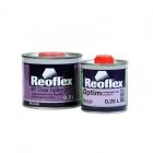 Лак акриловый 2К 2+1 0,5л +0,25л отверд Optim Reoflex