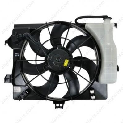 Вентилятор охлаждения двигателя NG в сборе без а/с