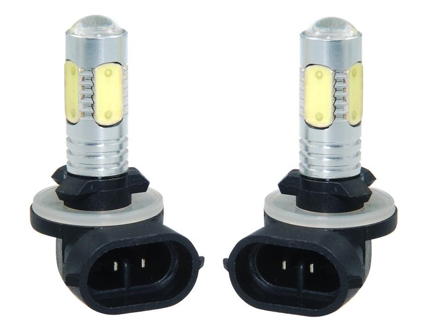 Светодиодная лампа H27 4диода+линза