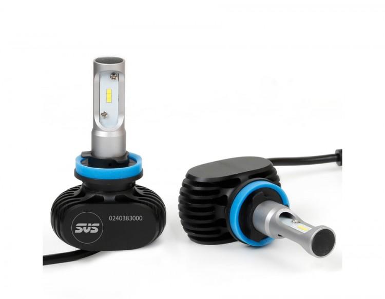 Лампы светодиодные SVS H8/H9/H11/H16