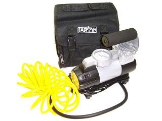 Компрессор автомобильный Тайфун 408HSA 12V 35л/мин. с диодным фонарем