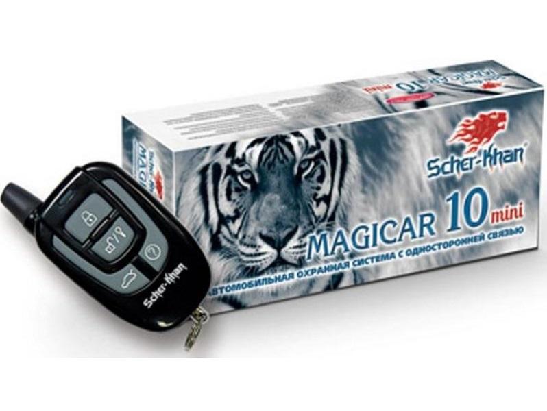 Автомобильная сигнализация Scher-Khan Magicar 10 mini