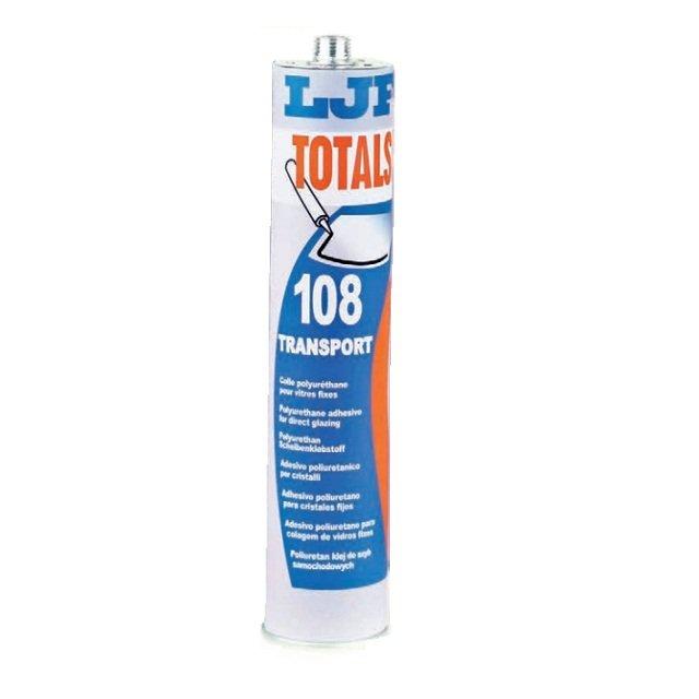 Клей-герметик для вклейки стёкол transport 310ml TOTALSEAL TS108